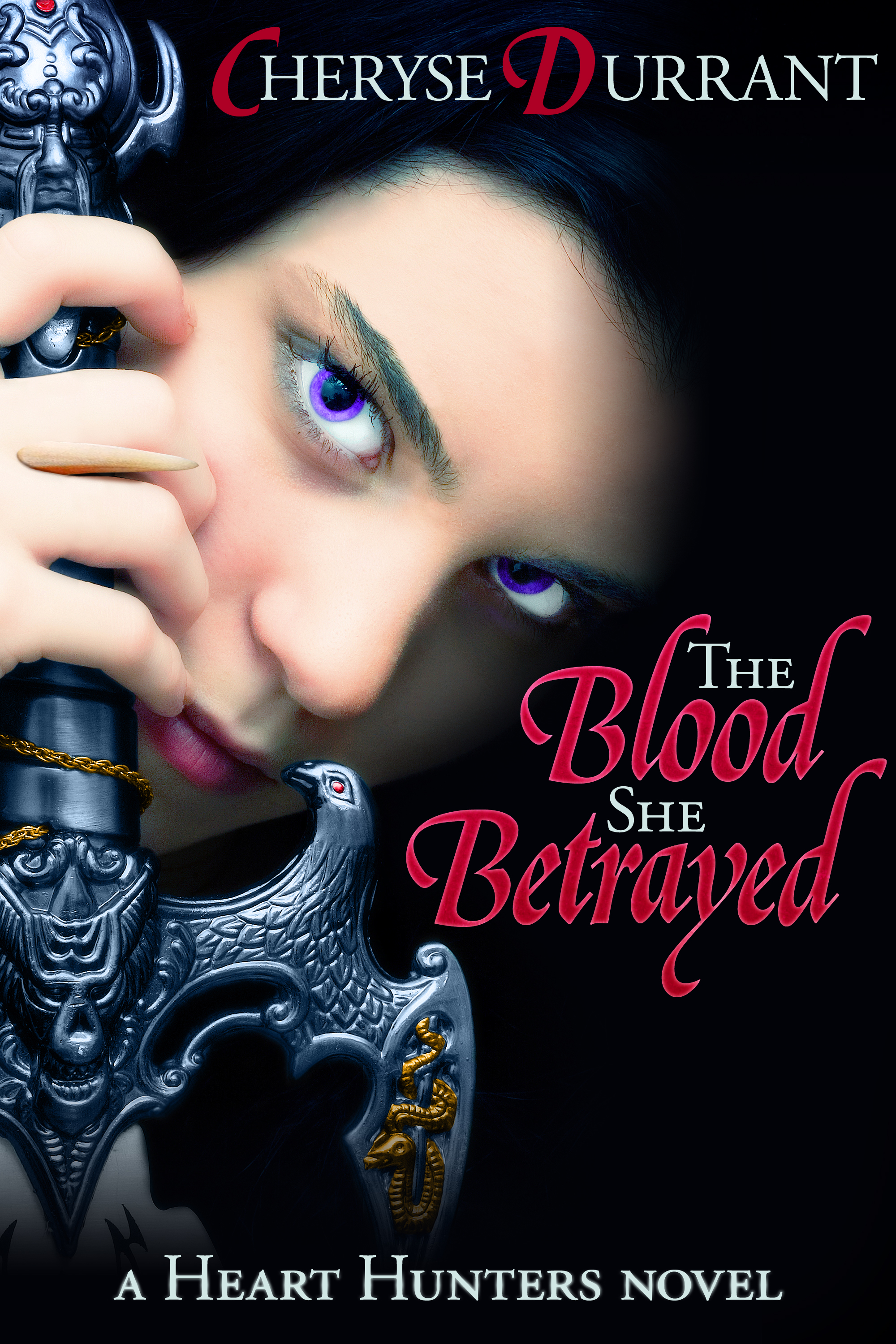 Blood She Betrayed Nw ovr